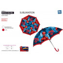 Spiderman -  umbrella d: 69 100% polyester
