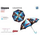 Avengers CLASSIC - paraguas d: 69 100% poliéster