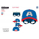wholesale Scarves, Hats & Gloves: Avengers CLASSIC - 100% polyester cap