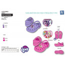 wholesale Fashion & Apparel: My Little Pony - 100% pvc sandals