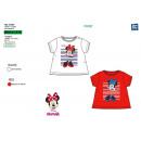 Minnie - T-Shirt kurze Manschette 100% Baumwolle