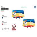 Snoopy - erhabene Bad Boxer Dev 85% Polyester / 1