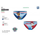grossiste Articles sous Licence: PAW PATROL - slip bain sublime 85% polyester / 15%