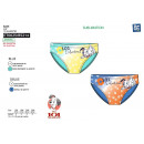 wholesale Fashion & Apparel: DALMATIENS - sublime swim brief 85% polyester / 15