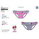 wholesale Swimwear: Minnie - sublime briefs frou 85% polyester / 1