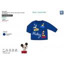 Mickey - T-Shirt lange mouwen 100% katoen