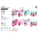 Minnie - pack of 3 socks 70% cotton 23% polyester