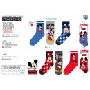 Mickey - pack of 3 socks 70% cotton 18% polyester
