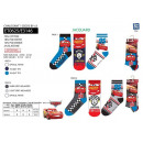 Cars 3 - pack 3 socks 70% cotton 18% polyester