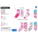 Peppa Pig - pack of 3 socks 70% cotton 18% poly