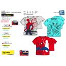Spiderman - T-Shirt Polsino corto al 100% cotone