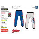 Avengers CLASSIC - jogging pants 65% polyester