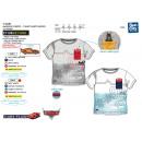 Cars - T-Shirt 100% korte manchet katoen