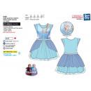 frozen - 100% short sleeve dress polyester