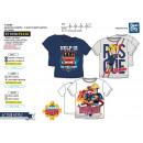 Fireman Sam - T-Shirt 100% short cuff coton
