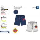 Großhandel Fashion & Accessoires: Fireman Sam - Bermudashorts 65% Polyester / 35% Ba