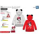 Minnie - 65% hoodie polyester / 35% cotton