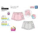 Großhandel Shorts: Princess - 100% Shorts Baumwolle