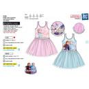 frozen - 100% mouwloze jurk polyester