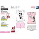 Minnie - insieme T-Shirt polsino corto e shor