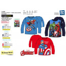 Avengers CLASSIC - T-Shirt long sleeves 100% co
