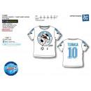 KAPITEIN TSUBASA - T-Shirt korte manchet 100% c