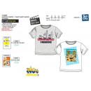 Minions - - T-Shirt 100% kurze Manschette Baumwoll