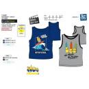 wholesale Shirts & Tops: Minions - tank top 100% coton