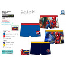 Spiderman - sublime back bath boxer 85% polyester