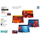 Spiderman - boxer sublim dev / back bath 85% p