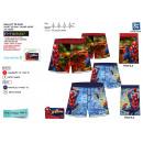 groothandel Licentie artikelen: Spiderman - 100% zwembroek polyester