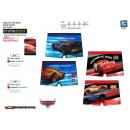 Cars - 85% p sublim dev / back bath boxer