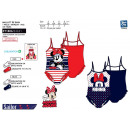 Minnie - 1 piece swimsuit 85% polyester /