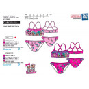 wholesale Other: LOL SURPRISE - 2 piece swimsuit 85% polyes