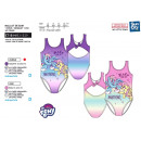 wholesale Other: My Little Pony - 1 piece swimsuit 85% polye