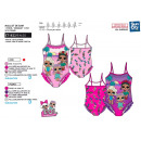 wholesale Other: LOL SURPRISE - 1 piece swimsuit 85% polyester