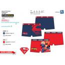 Superman - sublime baño boxer dev 85% poliéster /