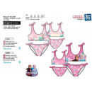 frozen - 2 pieces swimsuit 85% polyester