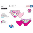 Peppa Pig - sublime frou swim brief 85% polyester