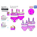wholesale Other: Princess - 2-piece swimsuit 85% polyester