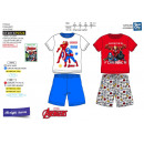 Avengers CLASSIC - pyjacourt T-Shirt & sh 100%