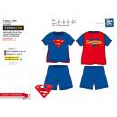 wholesale Coats & Jackets: Superman - pyjacourt with cape 100% coton