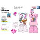 Paw Patrol - pyjacourt T-Shirt & sh prints 100
