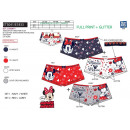 Minnie - pack of 2 shorty prints 100% cotton
