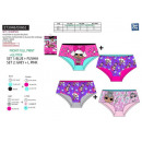 Großhandel Shorts: LOL SURPRISE - 2er Set shorty druckt 95% Baumwolle