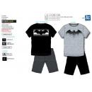 Batman - Pyjacourt T-Shirt & sh 100% Baumwolle