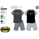 Batman - pyjacourt T-Shirt & sh 100% pamut