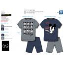Mickey - pyjacourt T-Shirt & sh 100% cotone