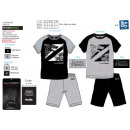 GAMES OF THRONES - pyjacourt t-shirt & sh 100% cot