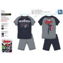 Avengers CLASSIC - pyjacourt T-Shirt & sh cull